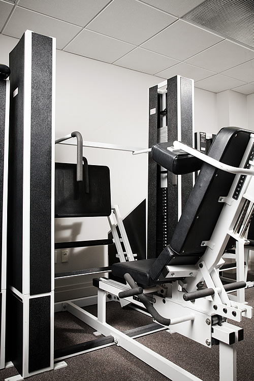 medx machine back therapy